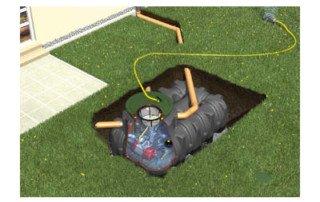 Graf Platin-Paket Garten-Komfort mit Technikpaket