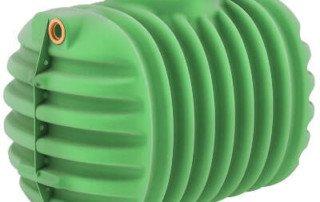 Garantia Cristall Regenwassertank 1600 — 2650 Liter