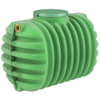Garantia Erdtank Cristall Regenwassertank