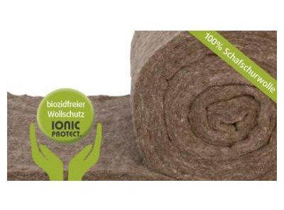 ISOLENA BLOCK Dämmung mit Wollschutz IONIC PROTECT