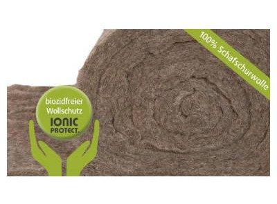 ISOLENA OPTIMAL Dämmung mit Wollschutz IONIC PROTECT