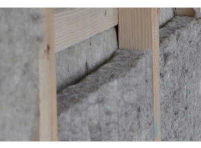 Woolin Dämmplatten 100% natürliche Schafwolle