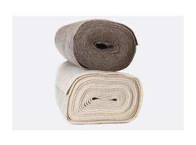 Woolin Dämmfilz 100% natürliche Schafwolle