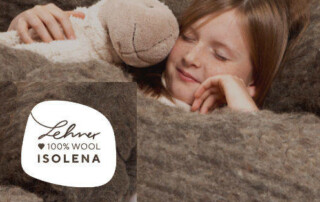 Isolena 100% Wolle